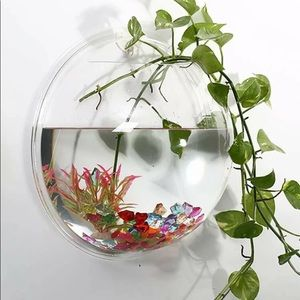 Wall art Fish tank fun!!!!